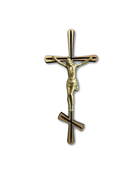 Крест с распятием 170*85 Православный 001 TR