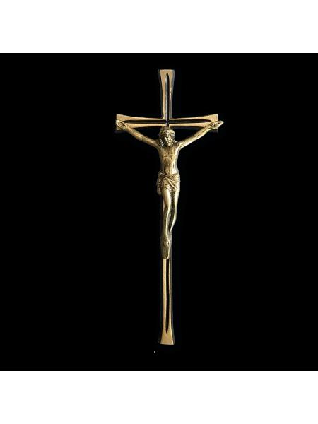 Крест с распятием 195*75 Православный 003 TR