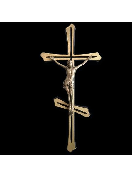 Крест с распятием 240*120 Православный 015 TR