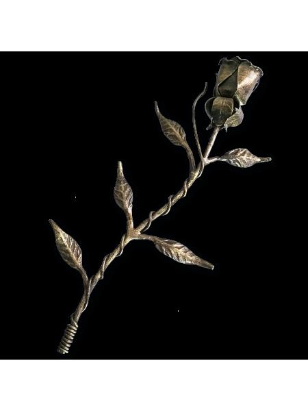 Роза 440*180 Ковка