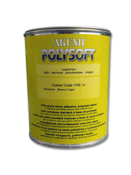 Клей-шпаклевка POLISOFT AKEMI 1,3 kg 10441