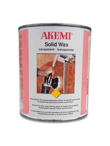 Воск Solid Wax 900 ml AKEMI 11900