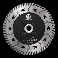 Отрезной круг зачистной 125 M14 F ELITE