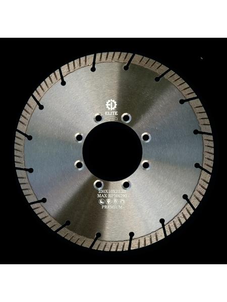 Отрезной круг 230 ELITE под фланец (серый)