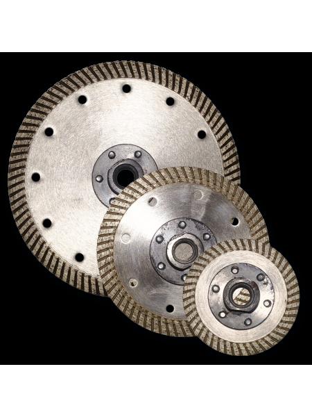 Отрезной круг Ru New JF + флянец ∅ 80-150