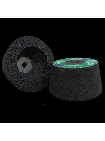 Корундовая шарошка 110 конус abrasivi