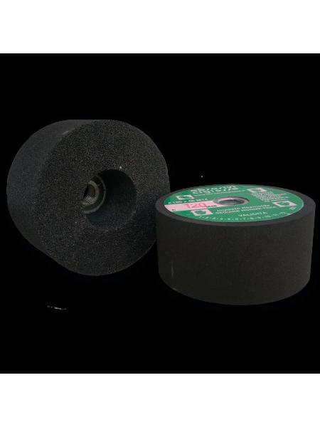 Корундовая шарошка 100 прямая abrasivi